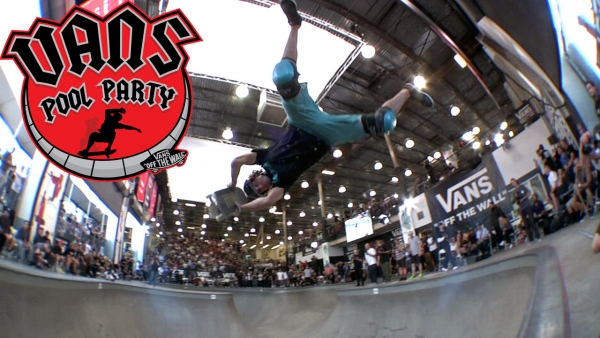 bdad41c862 Thrasher Magazine - Vans Pool Party 2017  Finals