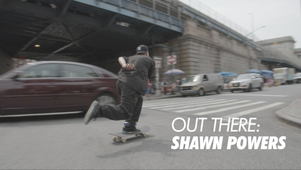 Out There: Shawn Powers