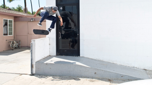 thrashermagazine.com - Carlos Ribeiro's 'Juice' Part