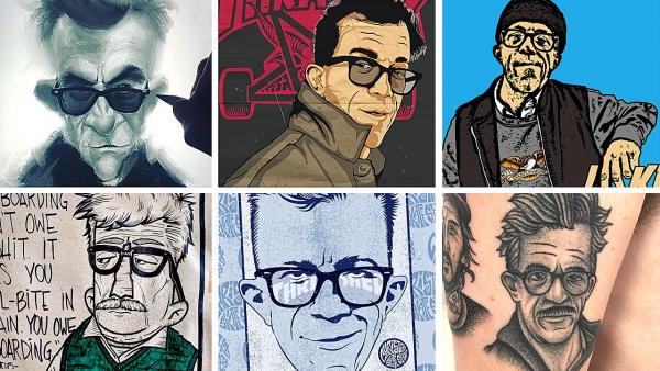 Jake Phelps Art Tributes - Part 2