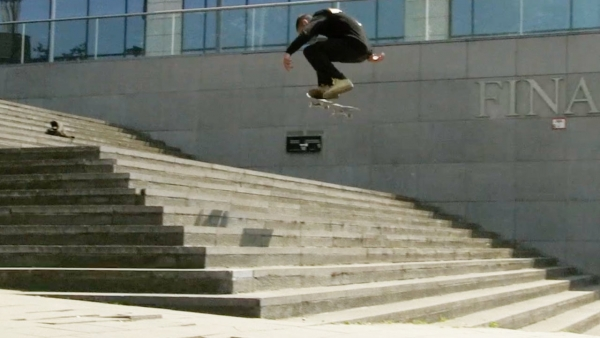 "Rough Cut: Youness Amrani's ""Comfort Zone"" Part"