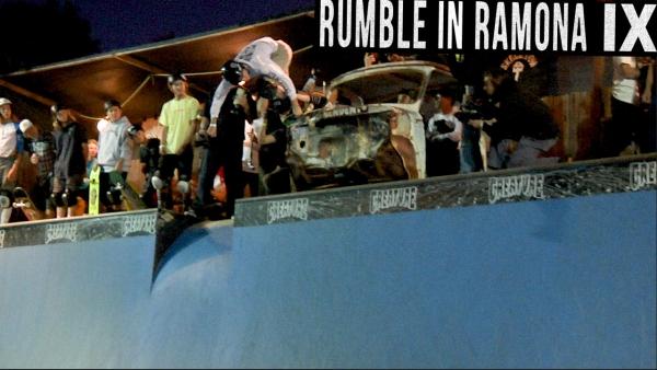 Rumble In Ramona 2019 Video