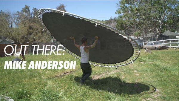 Out There: Mike Anderson