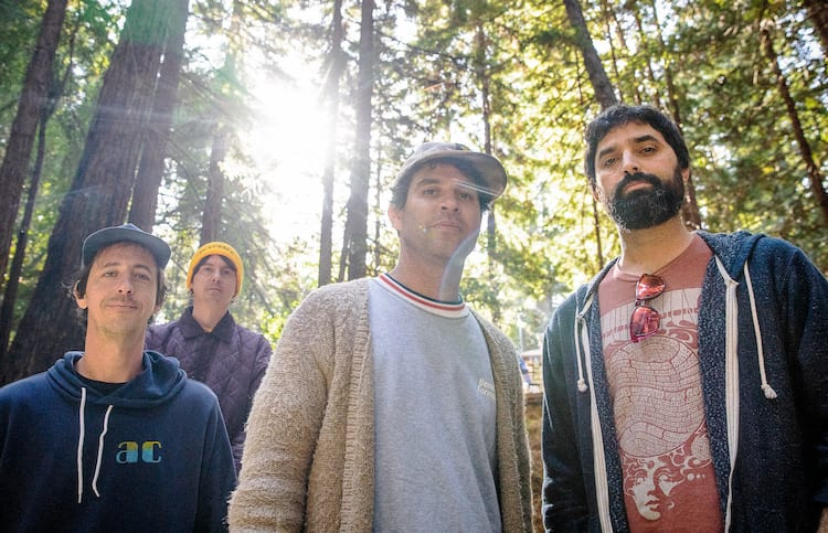 Animal Collective Interview band photo