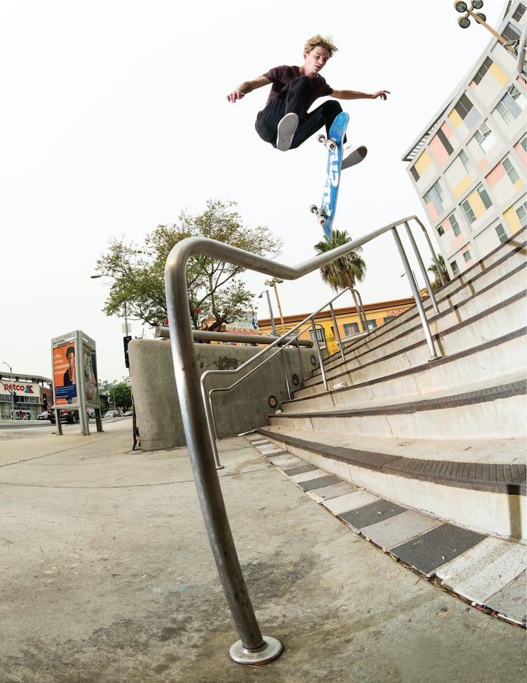 Ben Nordberg interview fakie 360 flip