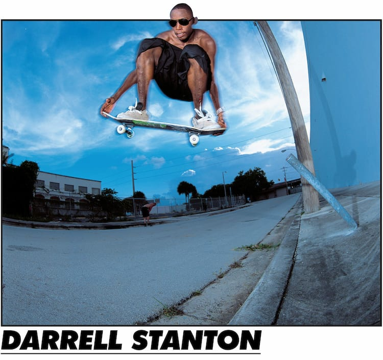 Ernie Torres People I Have Known Darrell Stanton