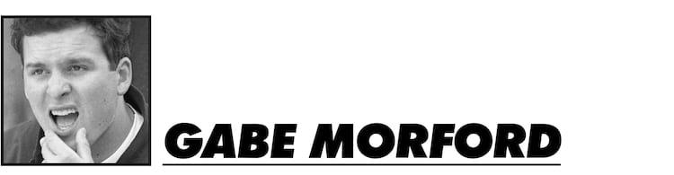 Ernie Torres People I Have Known Gabe Morford