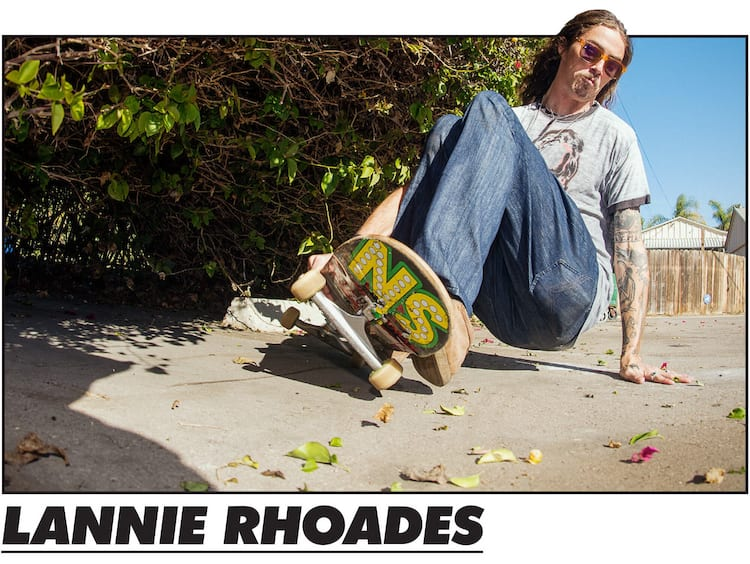 Ernie Torres People I Have Known Lannie Rhoades
