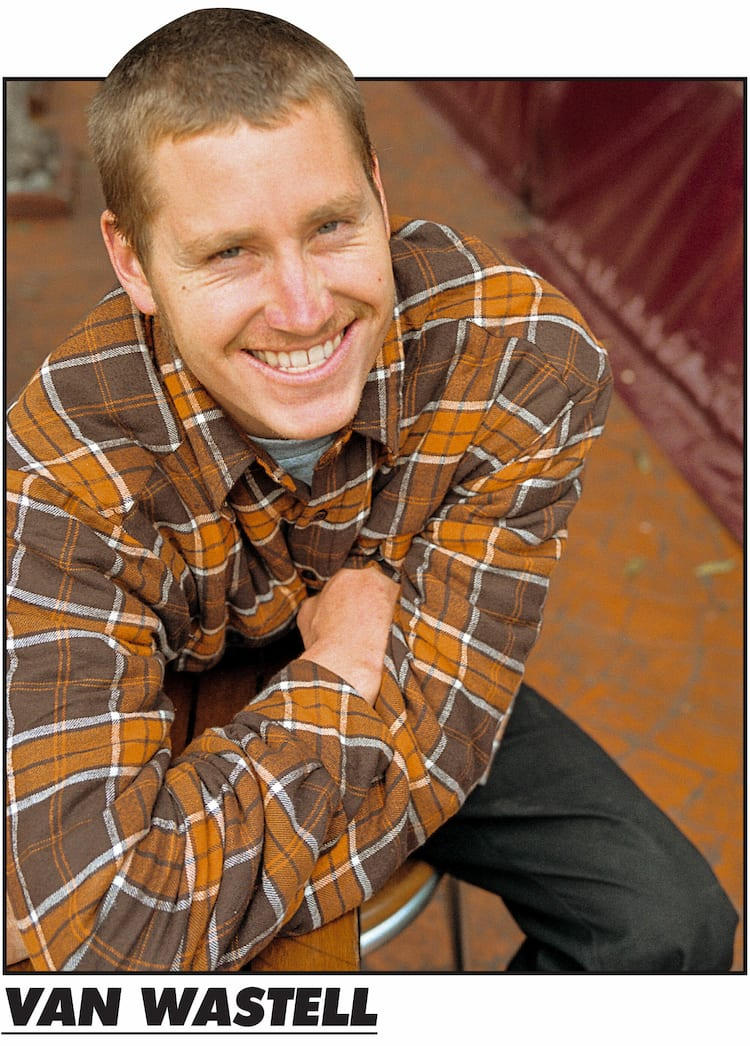 Ernie Torres People I Have Known Van Wastell