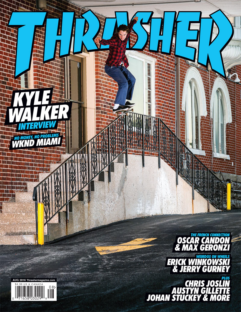 Thrasher Magazine - Thrasher Magazine