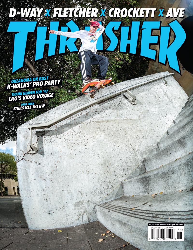 Thrasher Magazine Thrasher Magazine