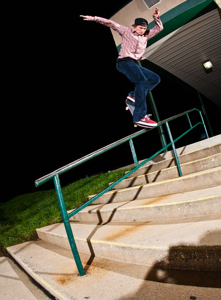 Tearing It Up