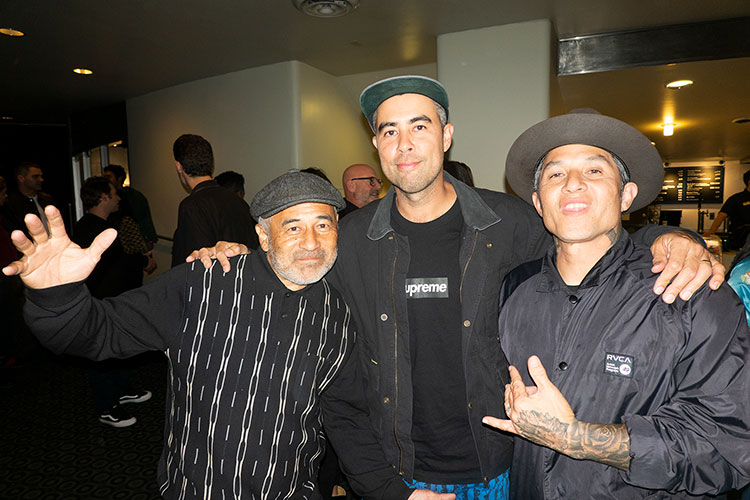30 Skate stars at every turn Cab Koston and Hosoi. photo Atiba 750px