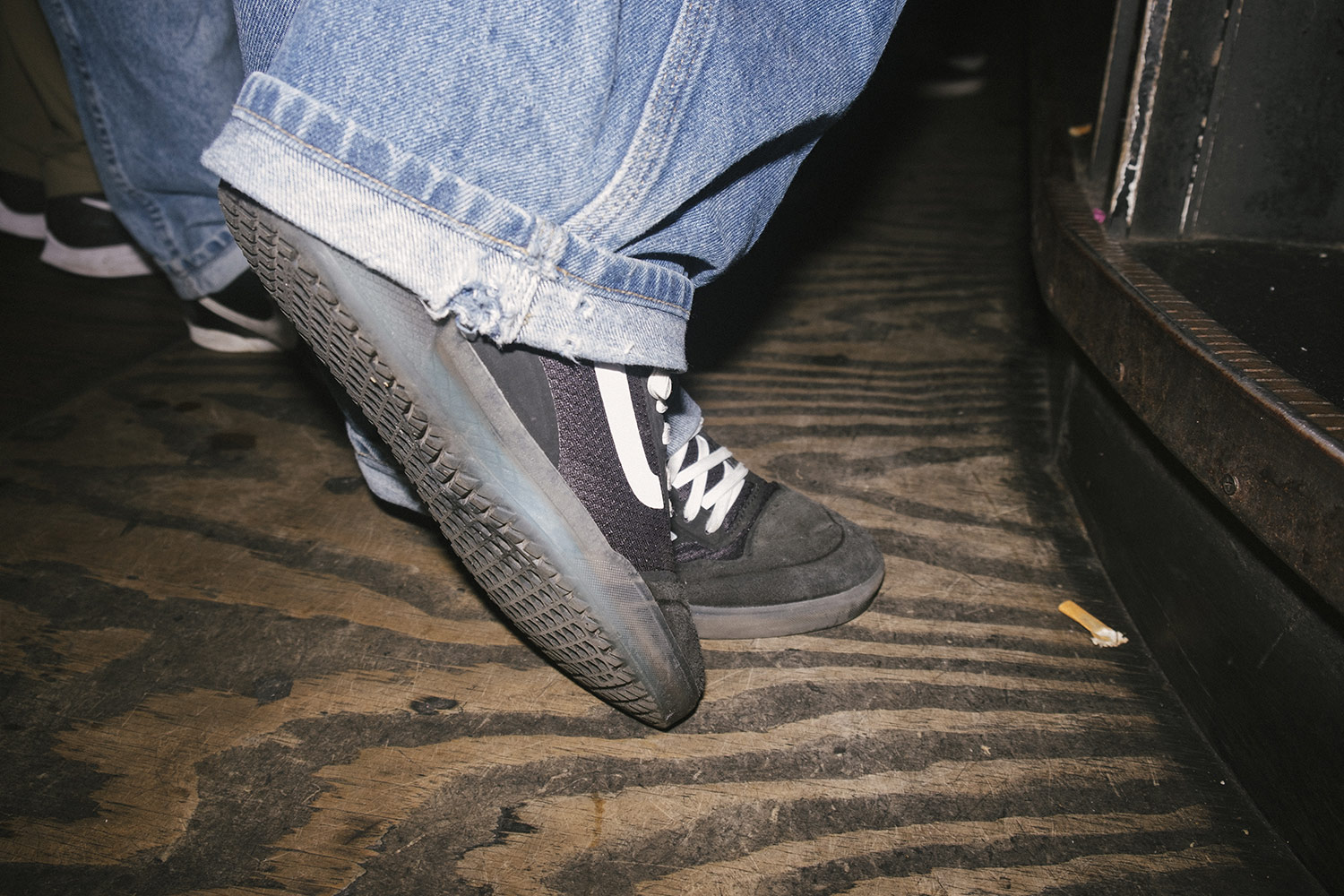 Thrasher Magazine - AVE's New Shoe: Vans in NYC
