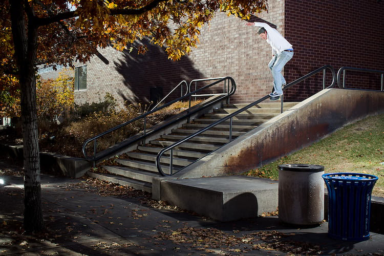 Kirby Feeble Transfer Denver Karpinski DZ