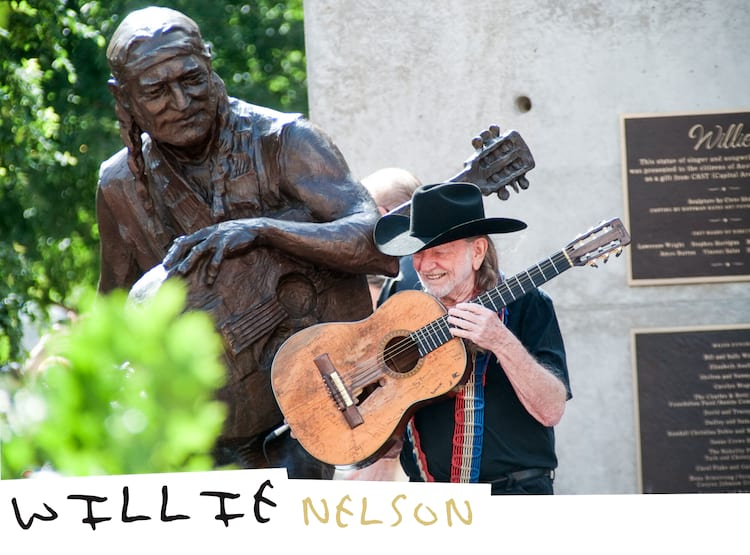 RaneyBeres Heroes willy nelson