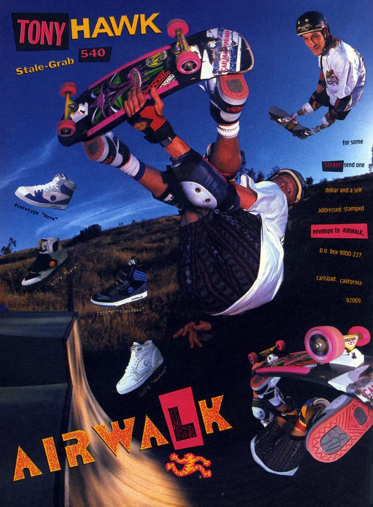 Airwalk Sept 89