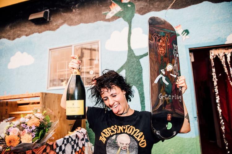 Breana Geering Pro Surprise Photos Thrasher Magazine 16