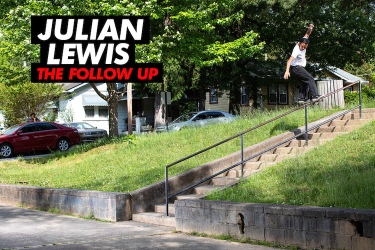 JulianLewis Title