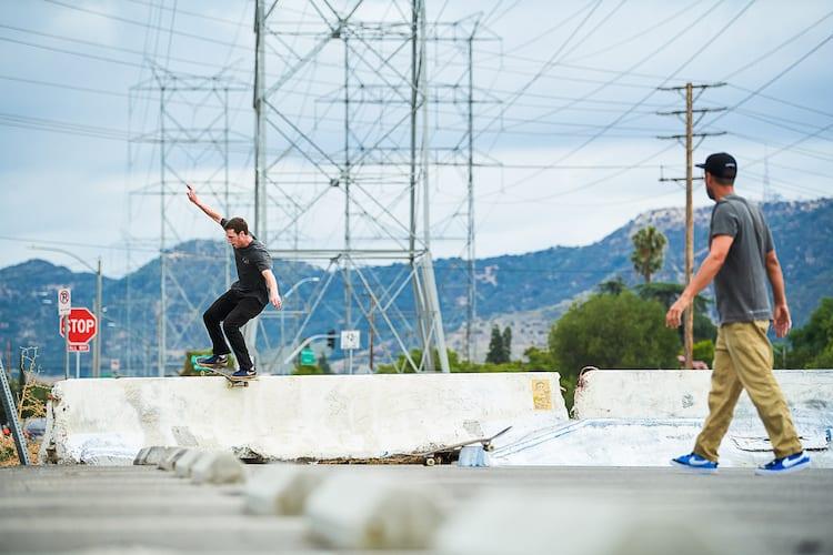 Thrasher Magazine Nike Constant Grant Taylor boardslide fakie Colen 6 5 20 DZ