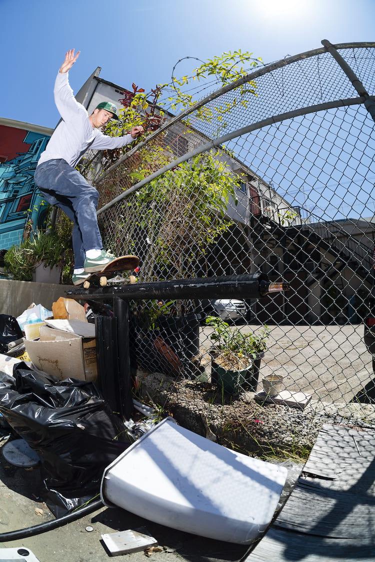 Grant Taylor garbage grind1 Colen 5 20 20