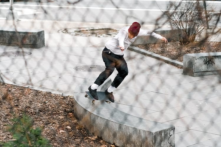Leo Baker Feeble Quintero DZ 2000 Thrasher Honor Roll 2020