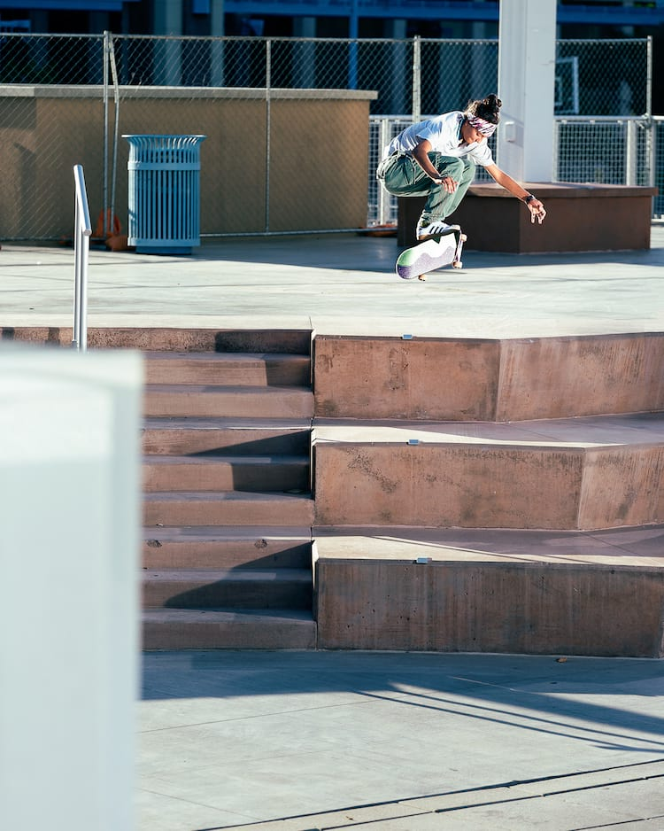 Mariah Duran Hardflip Arias Thrasher Honor Roll 2020
