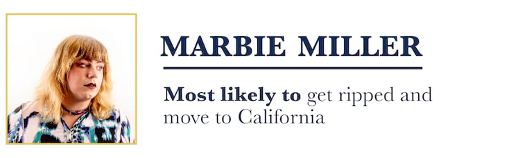 Honor Roll Marbie