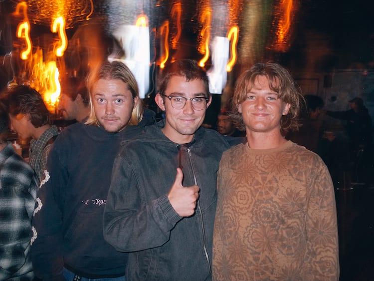 01 2000 Nick Michel Pro Party