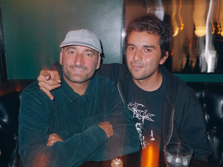 02 2000 Nick Michel Pro Party