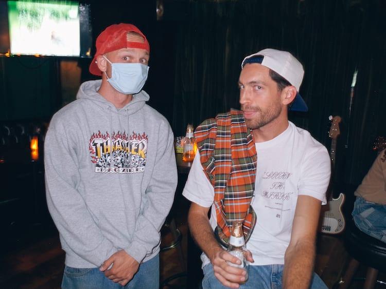 03 2000 Nick Michel Pro Party
