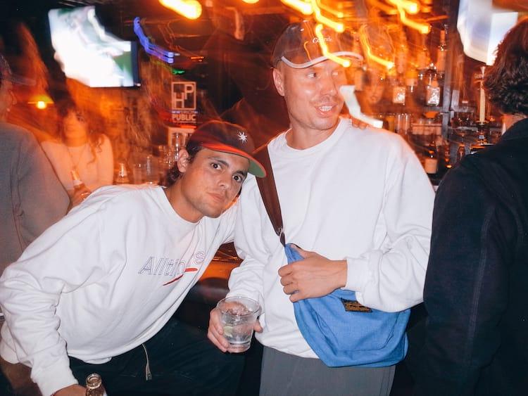 04 2000 Nick Michel Pro Party
