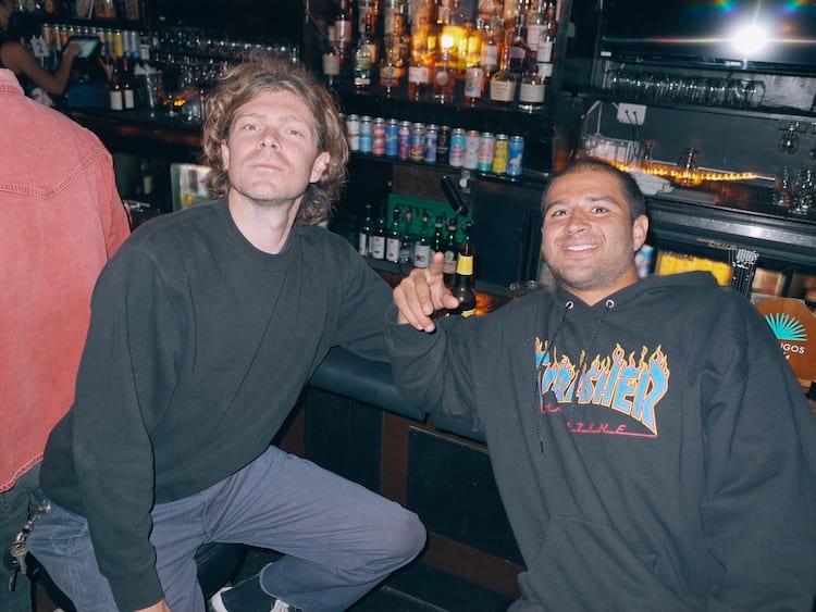 07 2000 Nick Michel Pro Party
