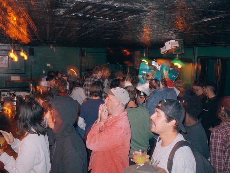11 2000 Nick Michel Pro Party