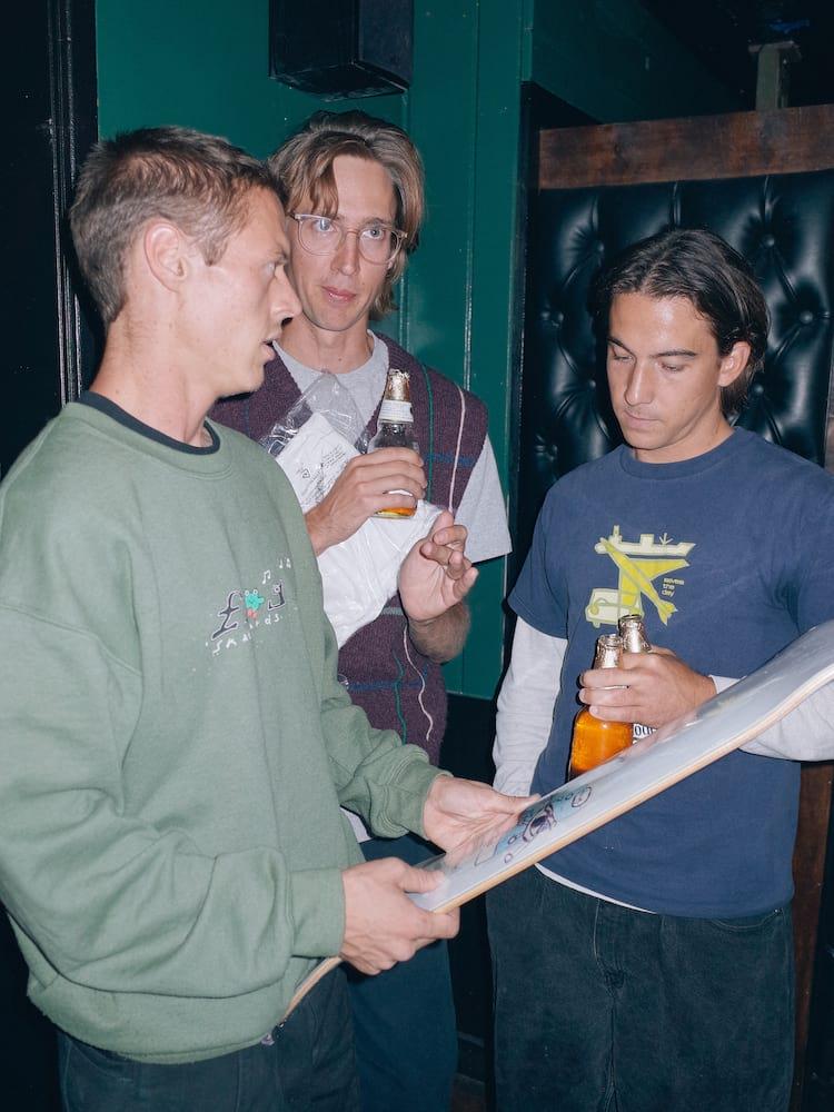 18 2000 Nick Michel Pro Party