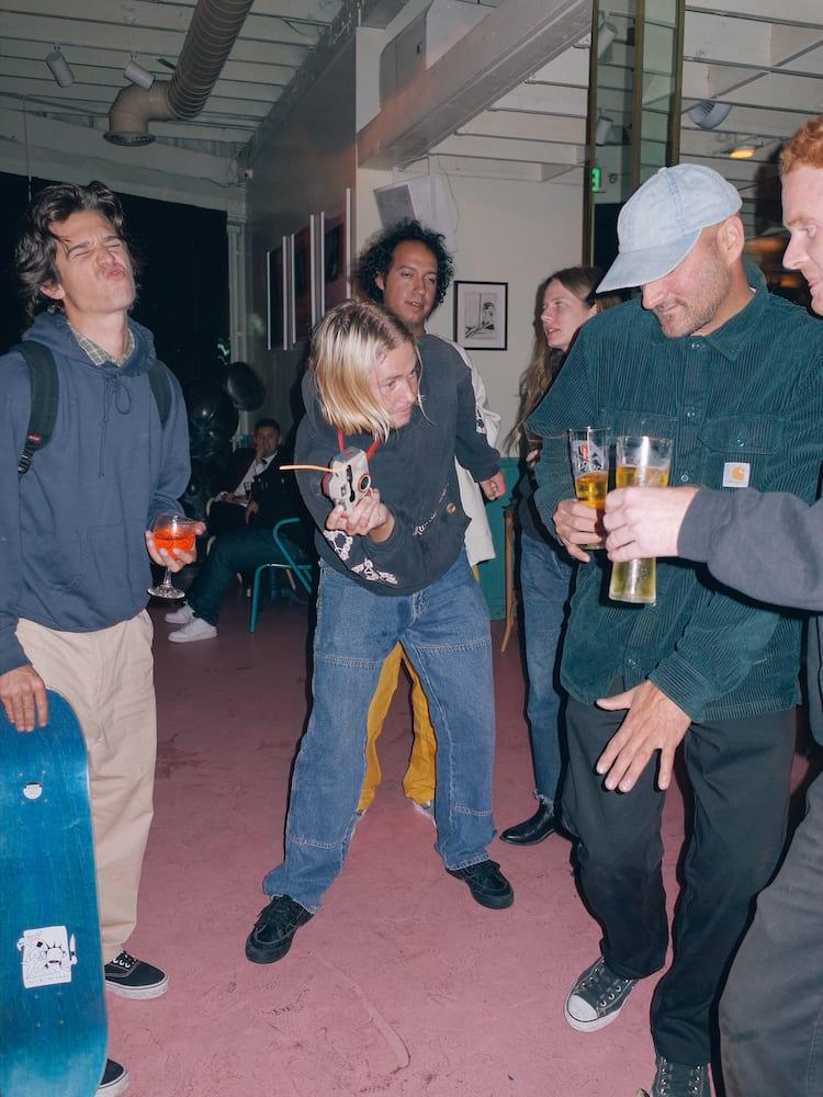 22 2000 Nick Michel Pro Party