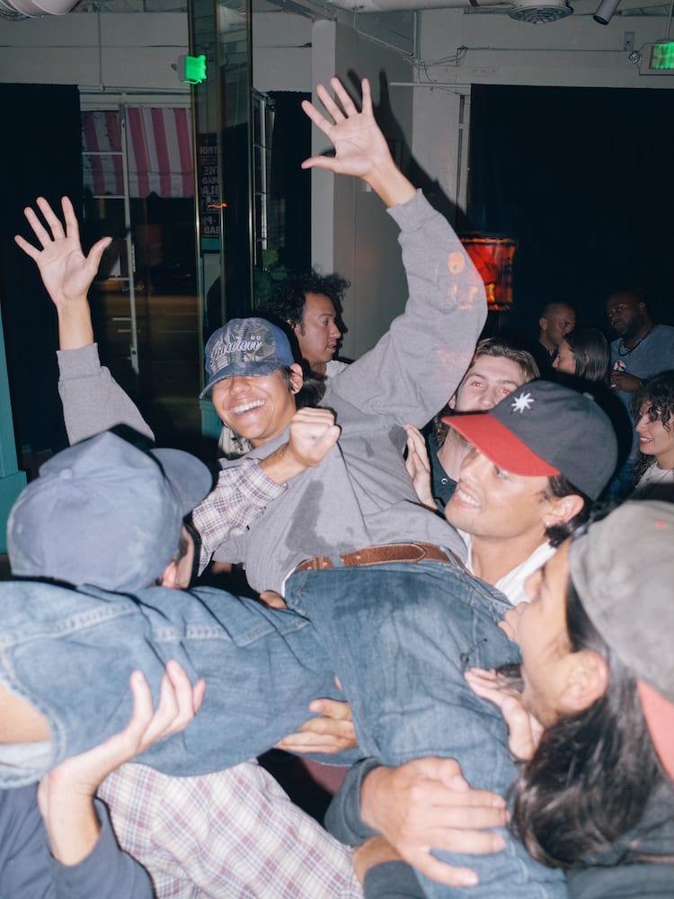 23 2000 Nick Michel Pro Party