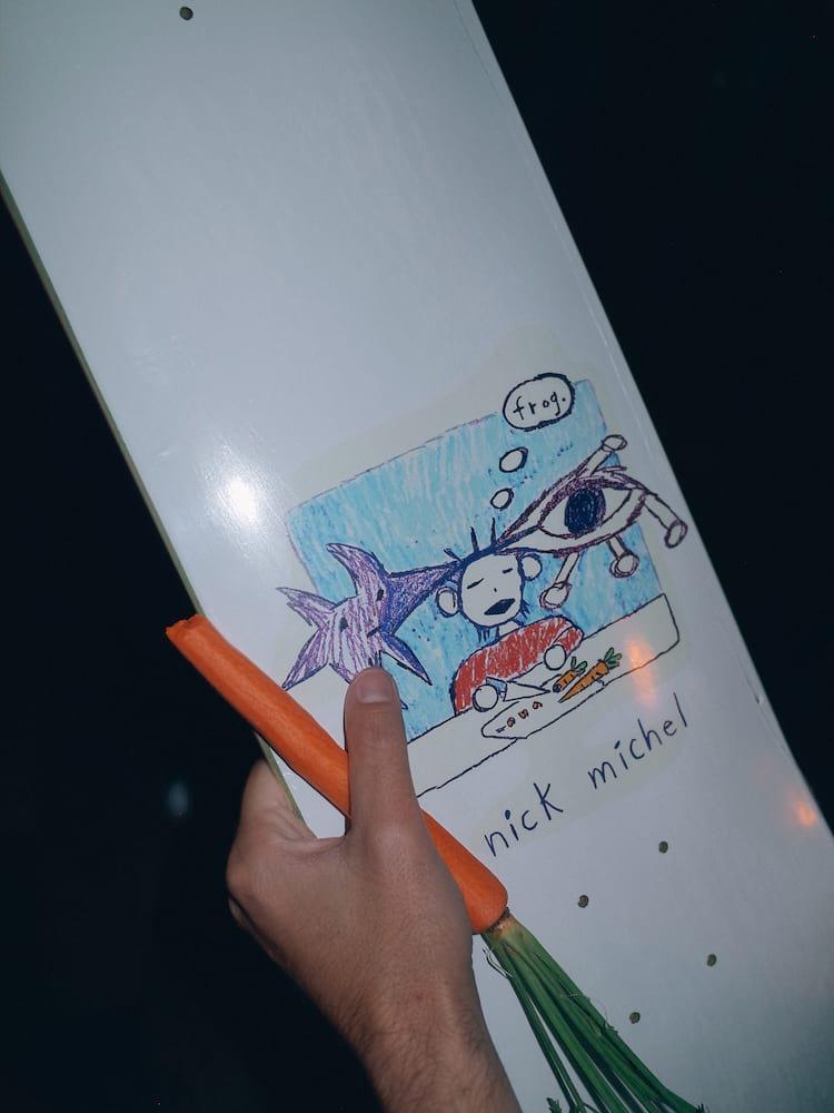 25 2000 Nick Michel Pro Party