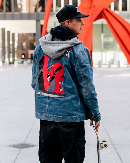Kalis Shanahan Love Jacket Chicago Heikkila