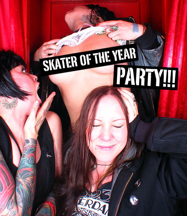 SOTY Party
