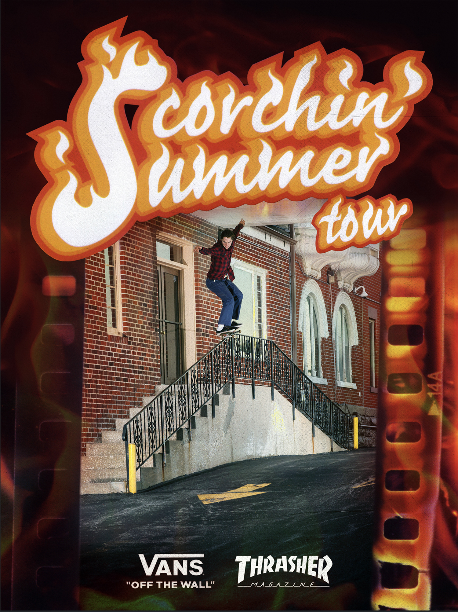 scorchin summer FLYER