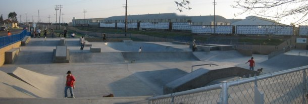 Riverbank Skatepark
