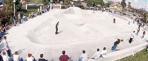 Hanford Skatepark