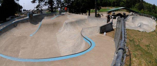 Lincoln City Skatepark