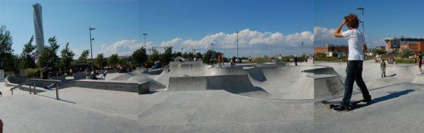 Malmo Skatepark