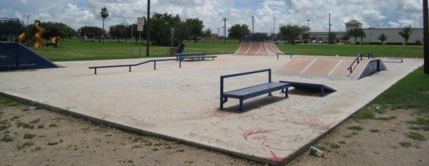 Isaac Rodriguez Park