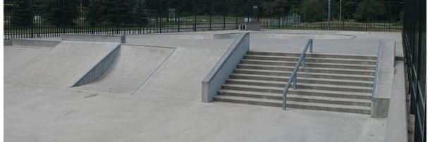 Youth Activity Skatepark