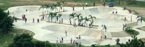 San Diego Skatepark