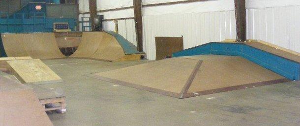 Industrial Skatepark