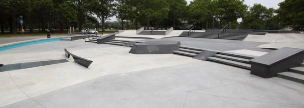 Flushing Meadows Skatepark